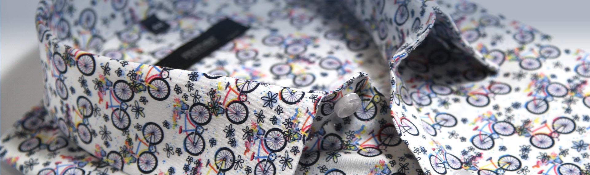 Kolorowa koszula